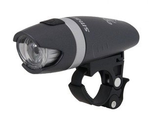 SMART 184WW 2Watt front light - black